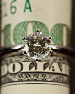 Buying A Diamond Engagement Ring Online