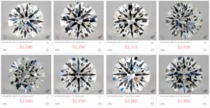 tips on saving money on engagement ring