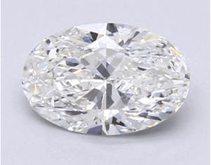 oval diamond